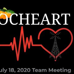 July 18, 2020 Team Meeting