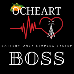 OCHEART BOSS - Battery Only Simplex System