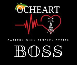 OCHEART BOSS - Battery Only Simplex System