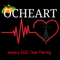 OCHEART Team Meeting January, 2021