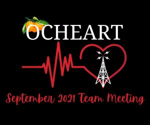 OCHEART September 191` Team Meeting 2021 09